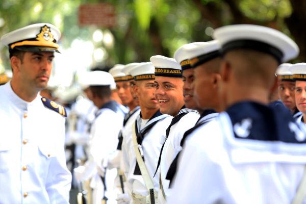 A Marinha é um dos ramos das Forças Armadas do Brasil e surgiu em 1822, logo após a independência.[1]