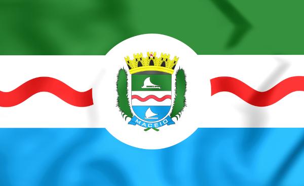 Bandeira de Maceió.