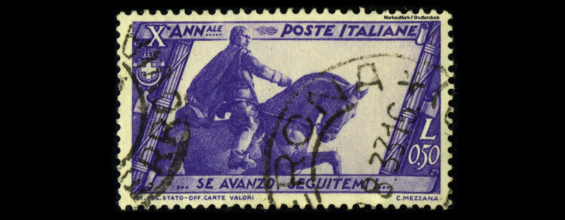 Benito Mussolini selo