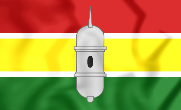 Bandeira de Macapá.