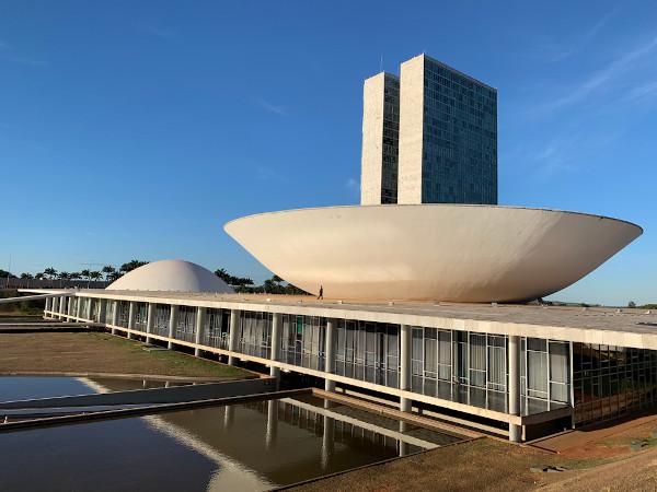 Congresso Nacional Brasileiro.
