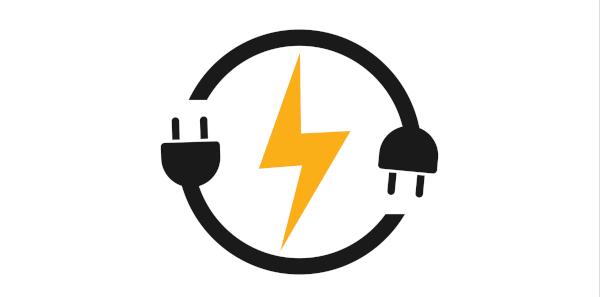 Representação de um circuito, local onde há passagem de corrente elétrica.