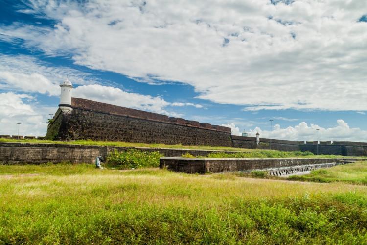 Fortaleza de São José, Macapá.