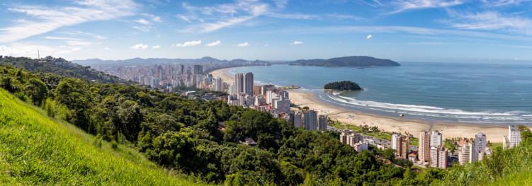 São Vicente, litoral paulista.
