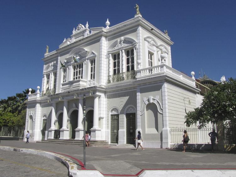 Teatro José de Alencar. [1]