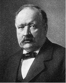 Arrhenius, criador da teoria de dissociação iônica