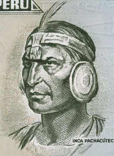 Pachacuti, conhecido por ter sido o primeiro imperador dos incas, foi coroado em 1438 e governou por 33 anos.