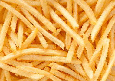 French Fries!  I love it!