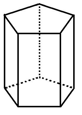 volume do prisma pentagonal imagenes para colorear thepix info