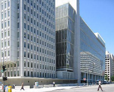 Sede do Banco Mundial, em Washington, EUA. ¹