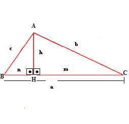 Conheça as relações métricas no triângulo retângulo!