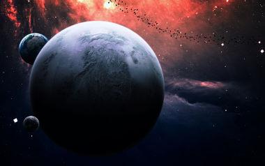O objetivo da missão Kepler é a descoberta de novos mundos.