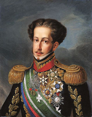 Dom Pedro I abdicou do trono em 1831