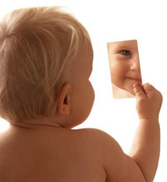 Quanto mais próximo estiver um observador do espelho, maior será seu campo visual
