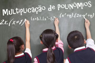Aprenda a multiplicar monômios por polinômios, binômios por binômios e polinômios por polinômios