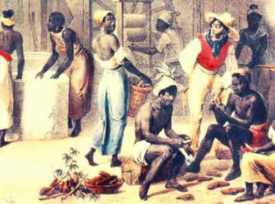 A escravidão ganhou novas formas na medida em que tomou espaço na sociedade brasileira.