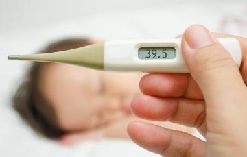 Febre acima de 39,4ºC é um sinal de alerta e necessita de cuidados médicos