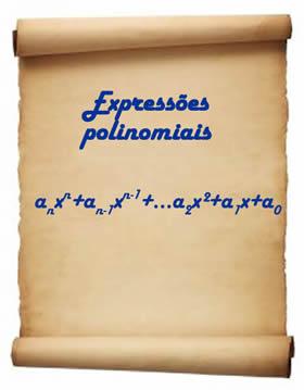 Forma geral de uma expressão polinomial