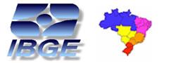 O IBGE é o órgão responsável pela regionalização do Brasil