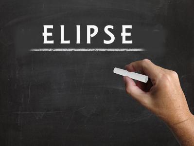 As características da elipse e sua equação reduzida são aspectos estudados pela Geometria Analítica