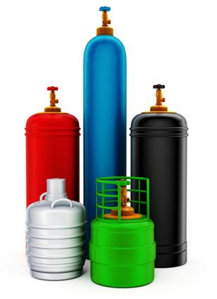 Os gases ocupam o volume do recipiente