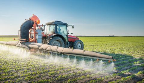 As técnicas aplicadas à agricultura intensiva, como a utilização de agrotóxicos, podem causar impactos no meio ambiente