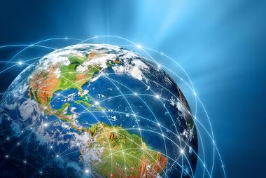 A globalização corresponde à integração socioeconômica mundial