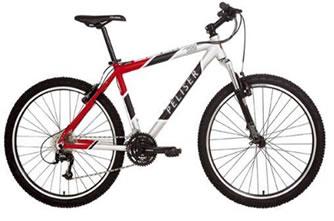 As coroas e as catracas de uma bicicleta fazem transmissão de movimento circular