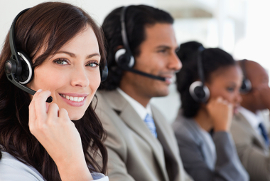O telemarketing é um exemplo da prestação de serviços no setor terciário