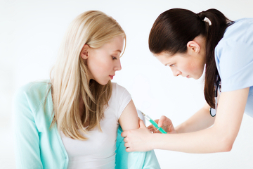 A vacina contra HPV será oferecida pelo SUS inicialmente para meninas entre 11 e 13 anos de idade