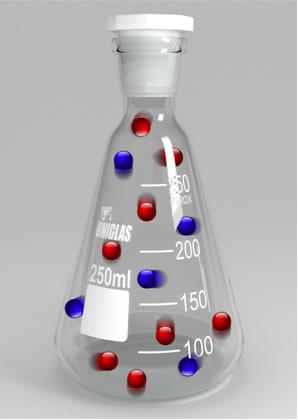 A equação de estado dos gases descreve totalmente o comportamento de um gás ideal
