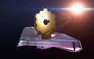 O telescópio James Webb é 100 vezes mais potente que o telescópio Hubble