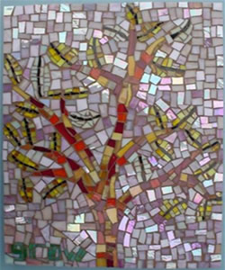 Exemplo de Mosaico