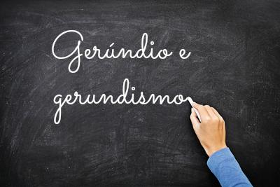 Gerúndio e gerundismo são coisas distintas. É preciso ficar atento para não cometer deslizes, especialmente na modalidade escrita