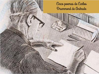 Carlos Drummond de Andrade é considerado um dos maiores poetas da língua portuguesa *