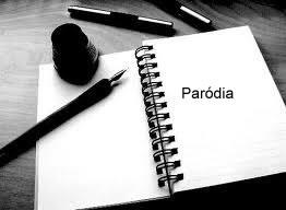 A paródia representa uma intertextualidade