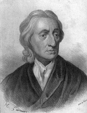 John Locke foi um dos grandes autores do contratualismo