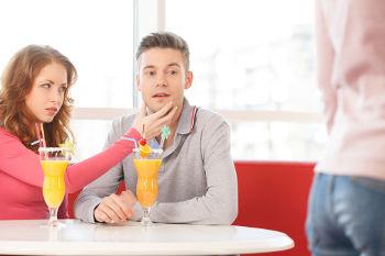 O parceiro ciumento exigirá atenção exclusiva de sua contraparte