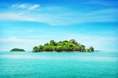 O efeito fundador é observado em ilhas
