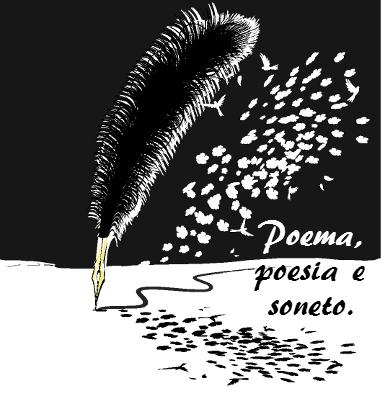 Poema, poesia e soneto são conceitos diferentes, embora sejam comumente confundidos