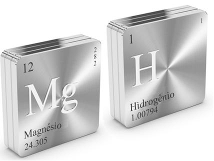 Na oxidação de uma fita de magnésio em ácido clorídrico, o magnésio é o agente redutor e o hidrogênio é o agente oxidante