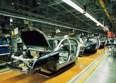 O setor secundário da economia corresponde às atividades industriais