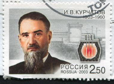 Igor Kurchatov foi um dos primeiros cientistas atômicos da URSS*