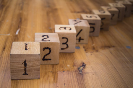 Exemplo de sequência numérica que pode ser vista como uma progressão