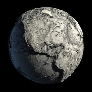 Litosfera, a camada sólida superficial da Terra