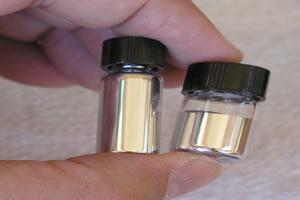Mercúrio: o único metal líquido.