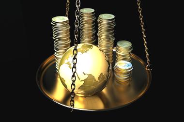 A economia global vem ampliando a acumulação de capitais