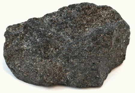 A magnetita é uma fonte de trióxido de ferro