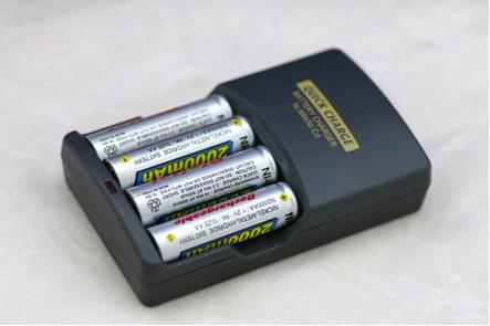 Carregador para pilhas de níquel-cádmio*