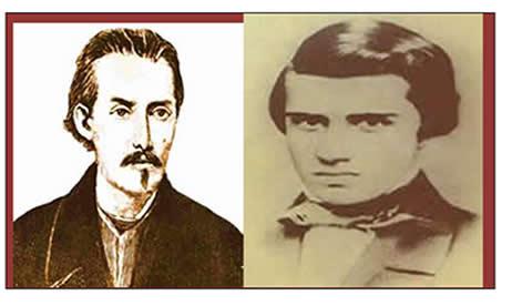 Casimiro de Abreu e Álvares de Azevedo - representantes da 2ª geração romântica